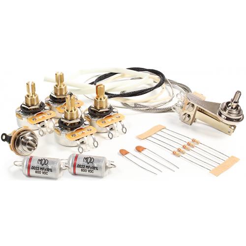 Guitar Wiring Upgrade Kit - Mod® Electronics, SG Standard image 1