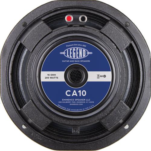 "Speaker - Eminence®, 10"", Legend CA10, 200W, Ferrite image 1"