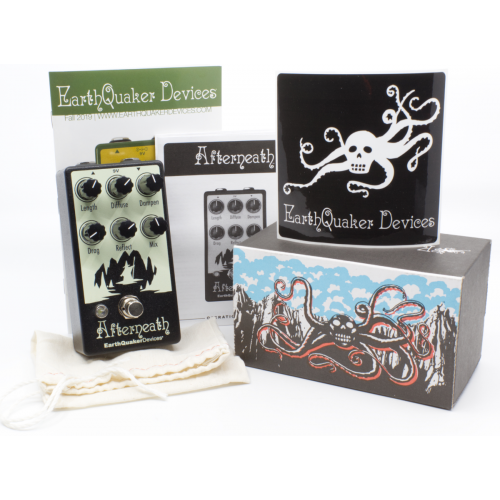 Effects Pedal – EarthQuaker Devices, Afterneath™, Otherworldly Reverberator image 7
