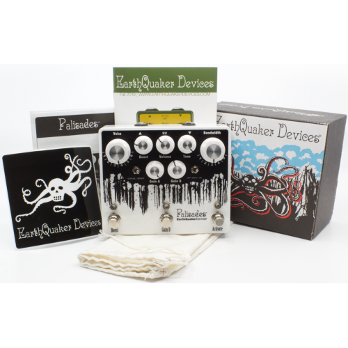 Effects Pedal – EarthQuaker Devices, Palisades™, Mega Ultimate Overdrive image 8