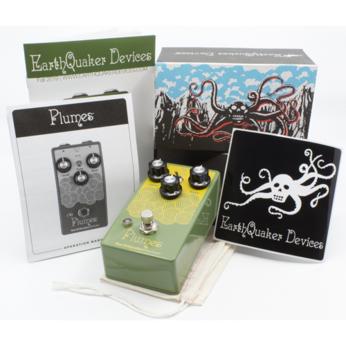 Effects Pedal – EarthQuaker Devices, Plumes™, Small Signal Shredder image 8