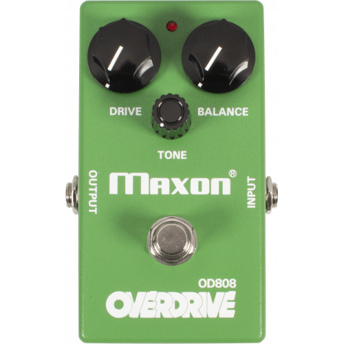 Effects Pedal - Maxon, OD808, Overdrive image 2