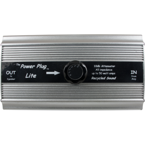 Attenuator - Recycled Sound, Power Plug Lite, -10dB image 1