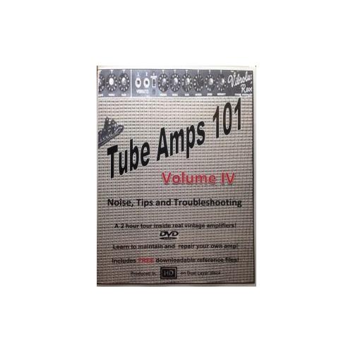 DVD - Tube Amps 101, Volume IV image 1