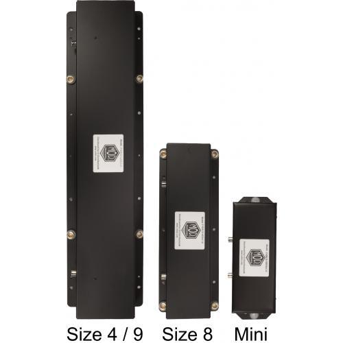 Reverb Tank - Mod®, MN-8EB2C1B, Medium Decay, 3-Spring, Mini image 4