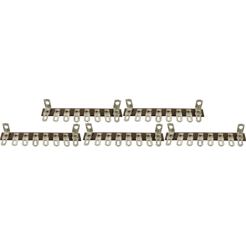 Terminal Strip - 8 Lug, 1st & 8th Lug Common, Horizontal image 2