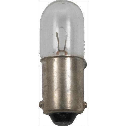 Dial Lamp - #45, T-3-1/4, 3.2V, .35A, Bayonet Base image 2