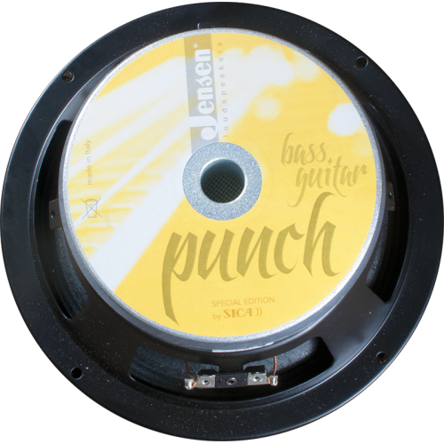 "Speaker - Jensen Punch Bass, 8"", BP8/150, 150W, 8Ω image 3"