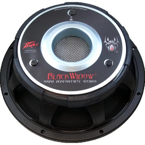 """Speaker - Peavey, 12"""", Black Widow 1201-8 BW, 700W image 2"""