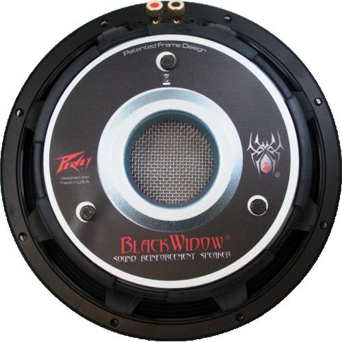 "Speaker - Peavey, 12"", Black Widow 1201-8 BW, 700W, 8Ω image 1"