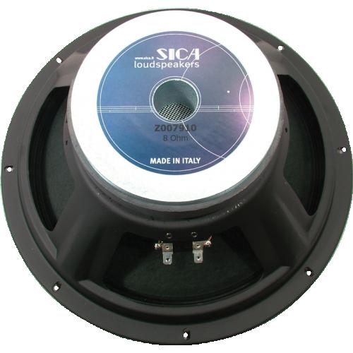 "Speaker - Sica Bass, 12"", Ceramic C12B25P, 250W, steel, B-Stock image 1"