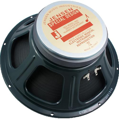 "Speaker - Jensen® Vintage Ceramic, 12"", C12K, 100W image 1"