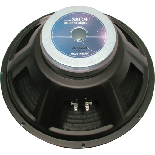 "Speaker - 15"" Sica Bass, Ceramic, 250W, 8 Ohm, Steel, B-stock image 1"