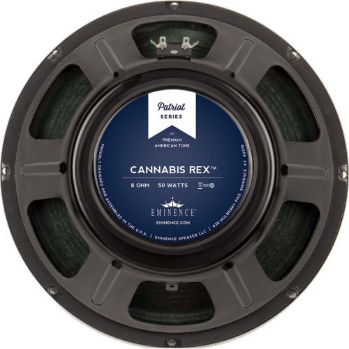 "Speaker - Eminence® Patriot, 12"", Cannabis Rex, 50W image 1"