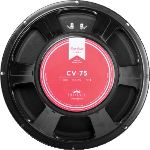"""Speaker - Eminence® Redcoat, 12"""", CV-75, 75W image 1"""