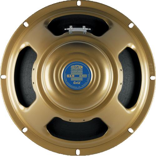 """Speaker - Celestion, 10"""", G10 Alnico Gold, 40W, B-Stock, 8Ω image 1"""