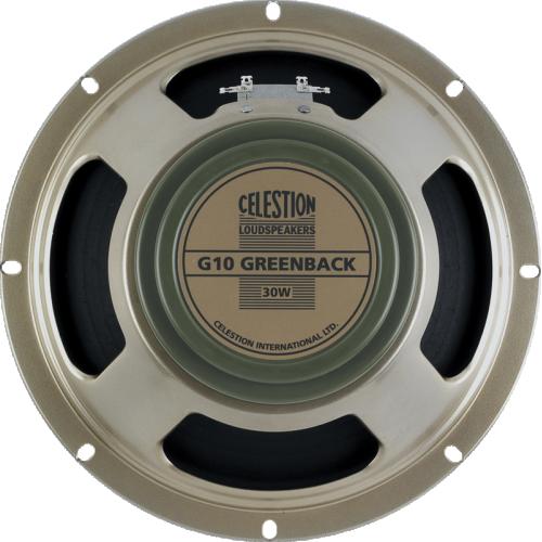 "Speaker - Celestion, 10"", G10M Greenback, 30W image 1"