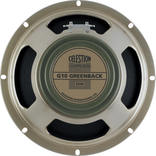 "Speaker - Celestion, 10"", G10M Greenback, 30W, 8Ω, B-Stock image 1"