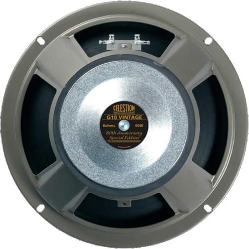 """Speaker - Celestion Vintage, 10"""", G10V, 60W image 1"""