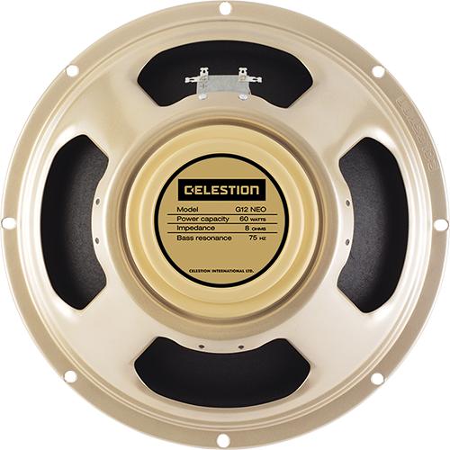 """Speaker - Celestion, G12 Neo Creamback, 12"""" image 1"""