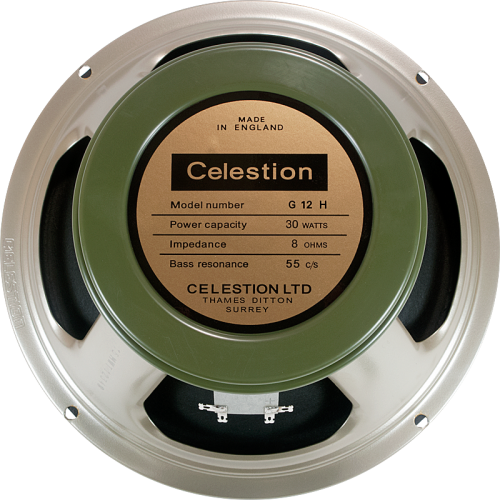 """Speaker - Celestion, 12"""", G12H Heritage, 30W image 1"""