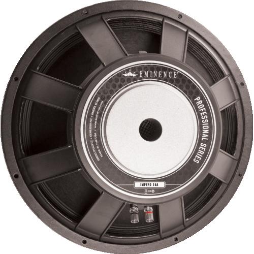 """Speaker - Eminence® Pro, 15"""", Impero 15C, 1200 watts image 1"""