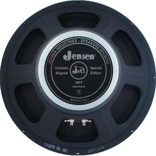 "Electric Lightning 12"", Jensen® Jet Speaker image 4"