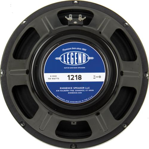 "Speaker - Eminence®, 12"", Legend 1218, 150W, 8Ω image 1"