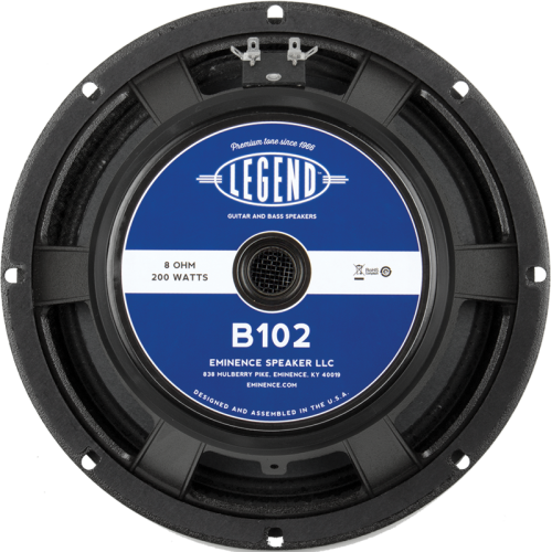 "Speaker - Eminence® Bass, 10"", Legend B102, 200W, 8Ω image 1"