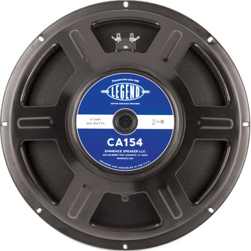 "Speaker - Eminence® Bass, 15"", Legend CA154, 300 watts image 1"
