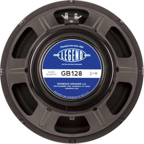 "Speaker - Eminence®, 12"", Legend GB128, 50 watts image 1"