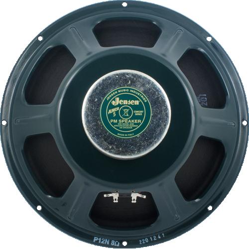P12N No bell, Jensen® Vintage Alnico Speaker image 4