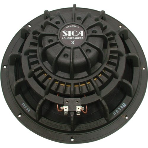"Speaker - 12"" Sica Bass, Ceramic, 350W, 8 Ohm, Aluminum, B-Stock image 1"