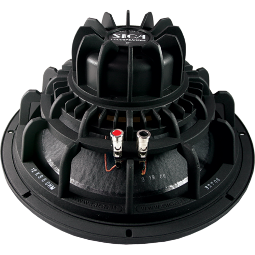 """Speaker - Sica, 12"""", 700W, 8Ω, for PA Systems image 1"""