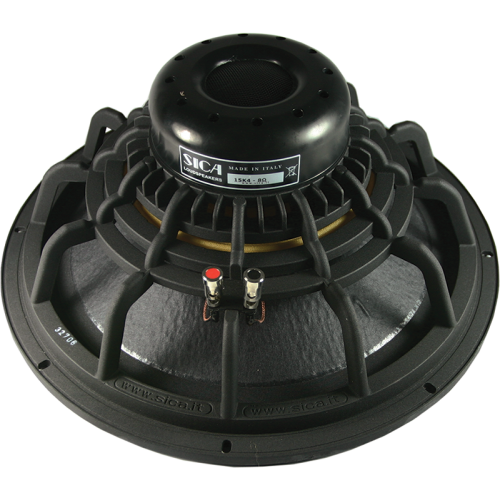 """Speaker - Sica, 15"""", 1400W, 8Ω, for PA Systems image 1"""