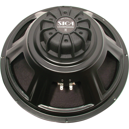 "Speaker - 15"" Sica Bass, Neo, 350W, 8 Ohm, Steel, B-Stock image 1"
