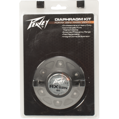 Diaphragm Kit - Peavey, RX™ 22N, for RX22N, RX22, 22XT+ image 2
