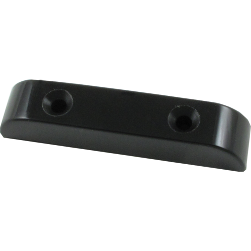 Thumb rest - Fender®, for P-Bass and J-Bass, black image 2