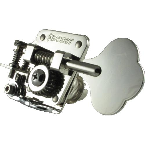 Tuner - Hipshot, BT2 Bass Xtender, nickel image 1