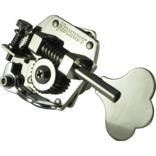Tuner - Hipshot, BT3 Bass Xtender, nickel image 1