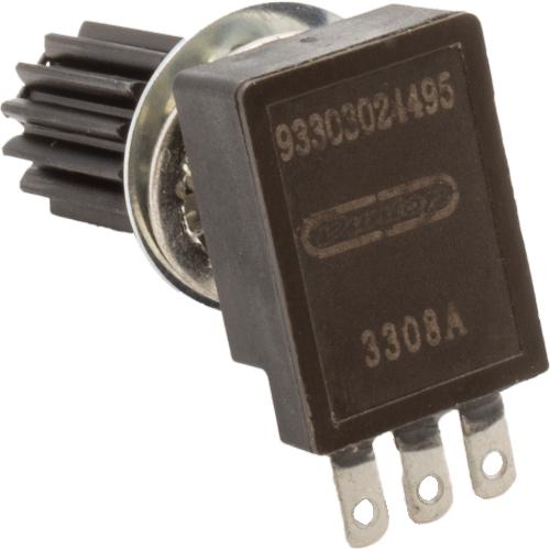 Potentiometer - Dunlop, 20 kΩ, Custom Taper, Wah Pot, for Bass image 2