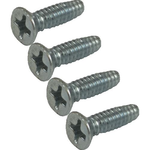 Screws - Dunlop, MXR, housing screws, package of 4 image 1