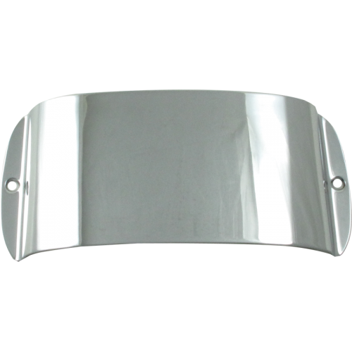 Pickup cover - Fender®, for Vintage P-Bass, chrome image 1