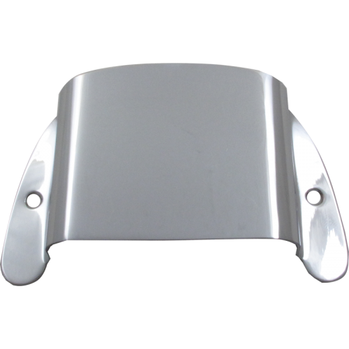 Pickup cover - Fender®, '51 P/Tele Bass, Chrome image 1