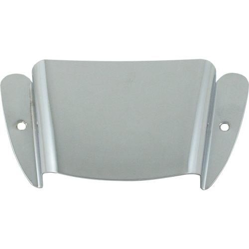 Bridge Cover - Fender®, '51 P/Tele Bass, Chrome image 1