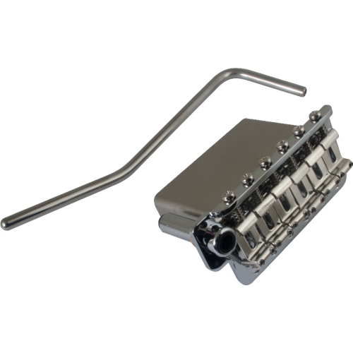 Bridge - Gotoh, 510TS-SF2 Series, Tremolo, Vintage Style, chrome image 1