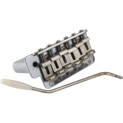 Tremolo Unit - Gotoh, Relic, aged chrome image 2
