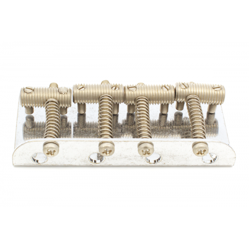 Bridge - Gotoh, Relic, Vintage Style, for Bass, 4-String image 2