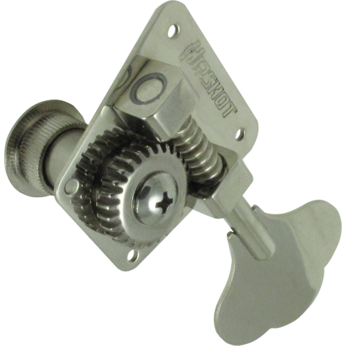 Tuner - Hipshot, HB2, nickel image 1