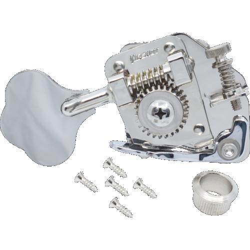 Tuner - Hipshot, BT10 Treble Extender Key, Nickel image 1